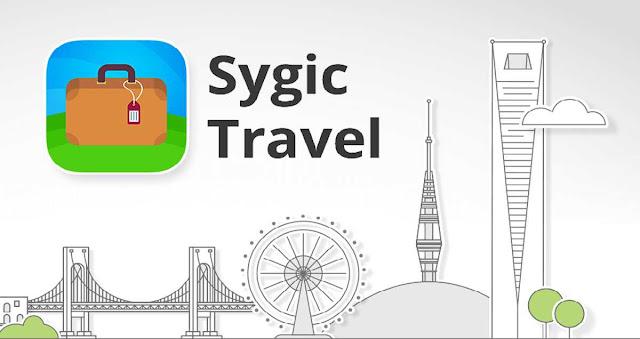 تحميل برنامج سايجك الملاحة خرائط السفر sygic travel maps