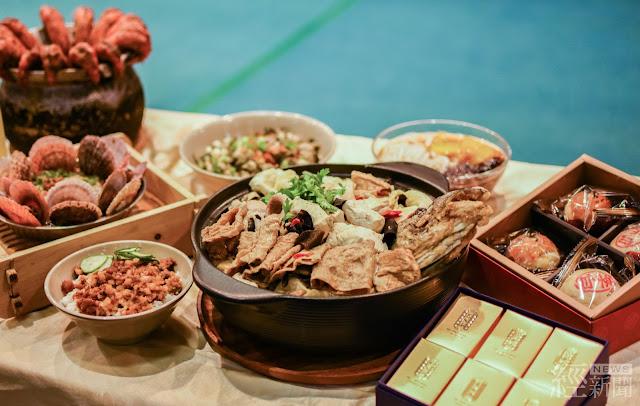 經濟部「美味食光」館 獲選台灣美食展最佳攤位獎