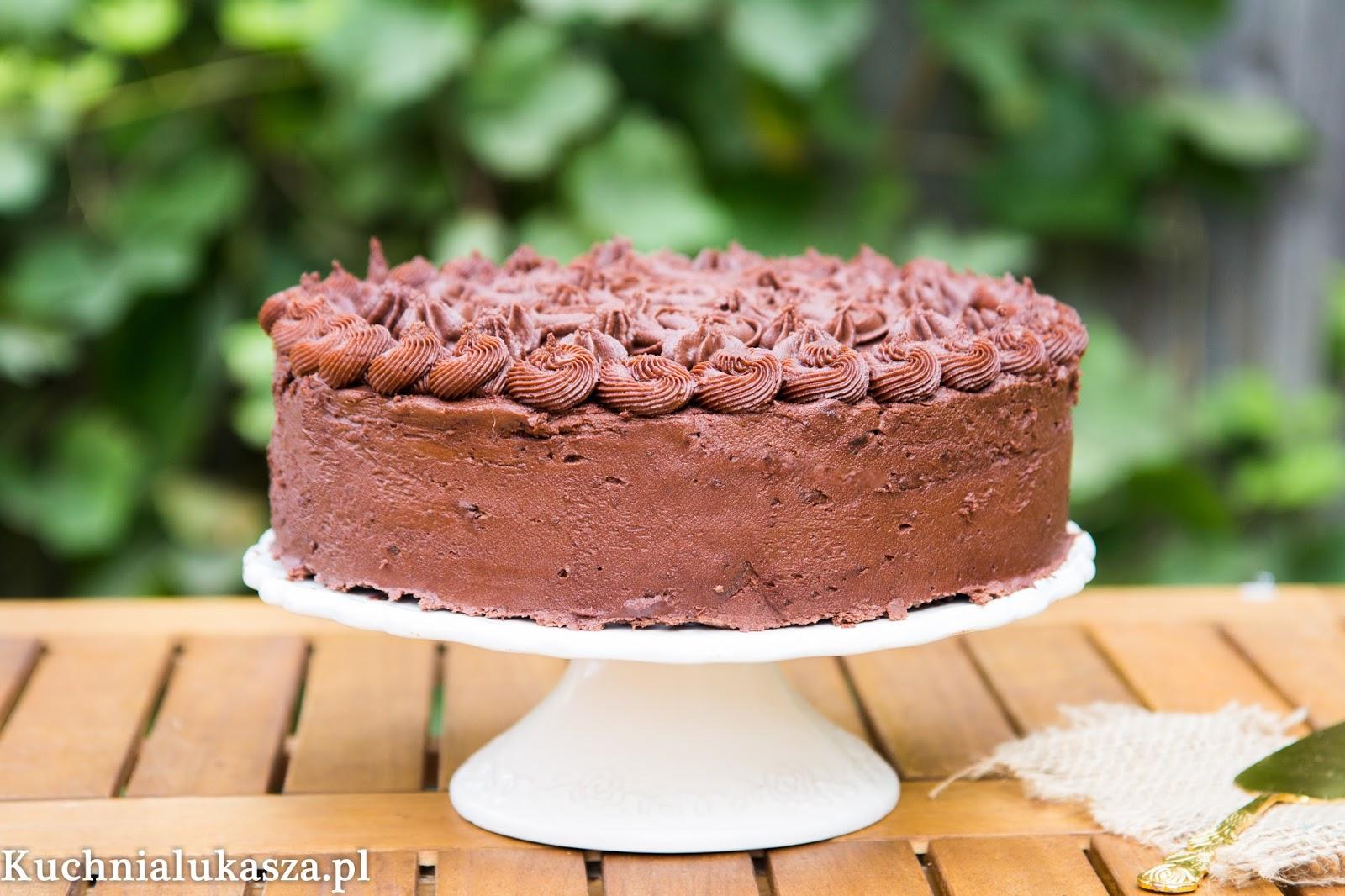 Idealny tort czekoladowy!