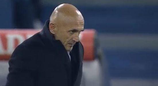 """ROMA, Spalletti: """"Stasera ho trovato i valori della mia squadra. Rinnovo? Il contratto va guadagnato sul campo."""""""