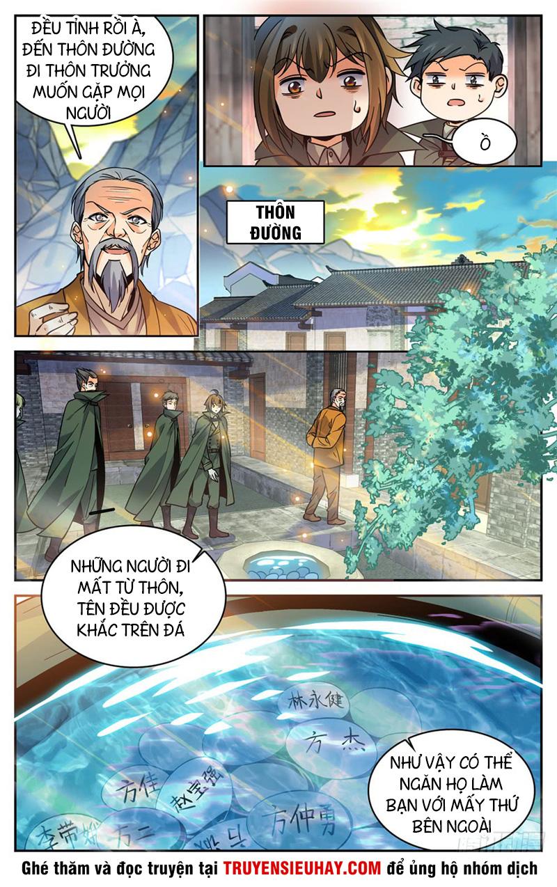 Toàn Chức Pháp Sư chap 353 - Trang 12