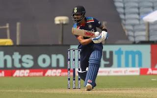 Virat Kohli 66 vs England Highlights