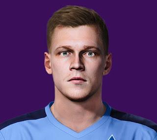 PES 2020 Faces Artem Timofeev
