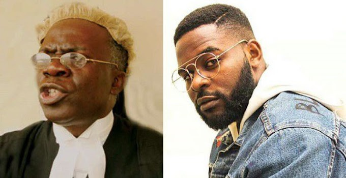 Femi Falana Told The Muslim To Stop Making Noise  For Threatening To Sue His Son, Falz Nobody Can Threaten My Son