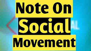 Social Movements: Origin, Meaning, Definition, Features and Natures of Social Movement
