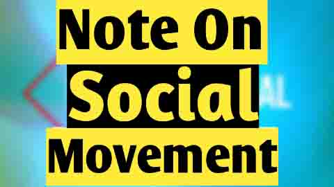 Characteristics of Social Movements