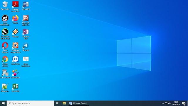 Hilang Tulisan Activate Windows