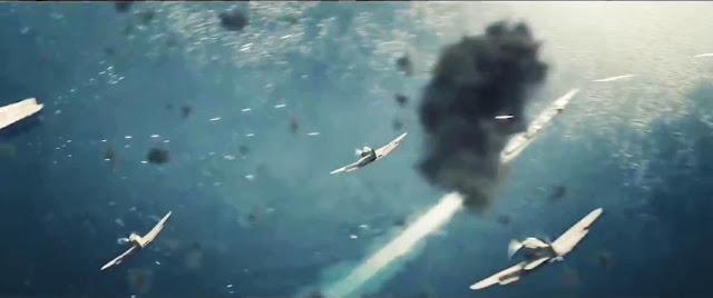لمحبي أفلام الأكشن والحروب، يجب أن تشاهد فيلم Midway