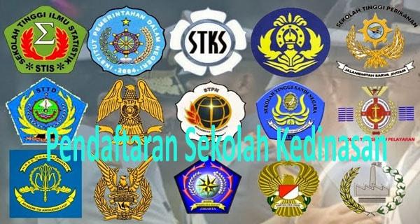 Pendaftaran Sekolah Kedinasan