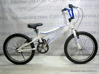 Sepeda BMX Element Pam Pam 1.0 Alumunium Alloy Frame 20 Inci