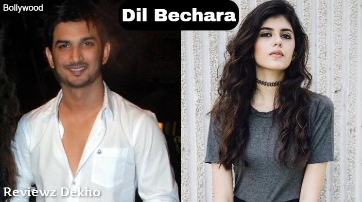 Dil Bechara 2020, Bollywood Movie Story, Cast, Trailer & Review   Reviewz Dekho