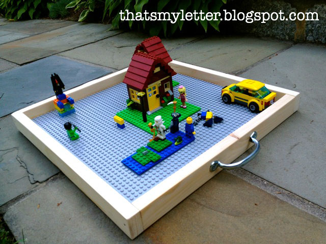 Quot L Quot Is For Lego Tray 3 Jaime Costiglio