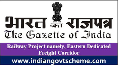 Railway Project namely, Eastern Dedicated Freight Corridor