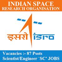 Indian Space Research Organisation, ISRO, freejobalert, Sarkari Naukri, ISRO Answer Key, Answer Key, isro logo