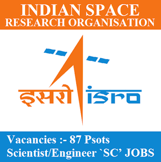 Indian Space Research Organisation, ISRO, freejobalert, Sarkari Naukri, ISRO Admit Card, Admit Card, isro logo