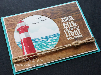 Heart's Delight Cards, High Tide, Stamp Review Crew, Stampin' Up!