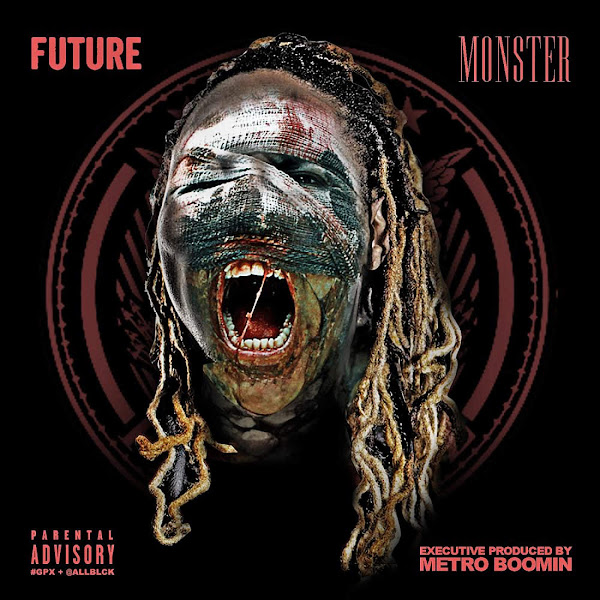 Future - Monster Cover