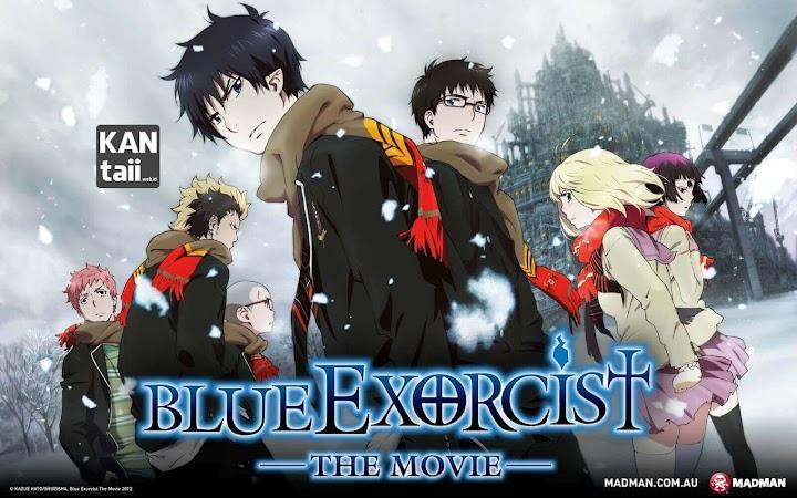 Ao no Exorcist Movie BD Subtitle Indonesia