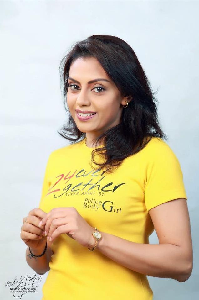 Yashoda Wimaladharma actress