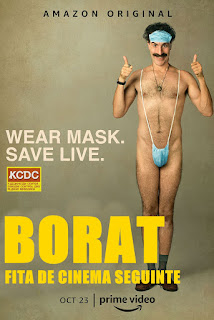 Borat: Fita de Cinema Seguinte (2020) Torrent