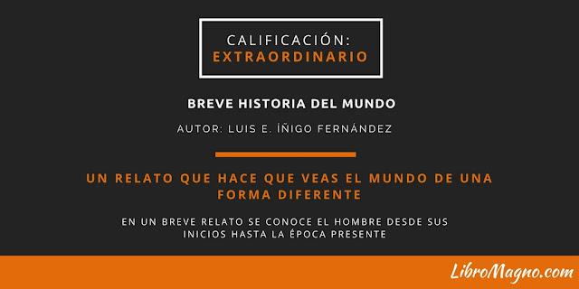 """Evaluación de """"Breve Historia del Mundo"""""""