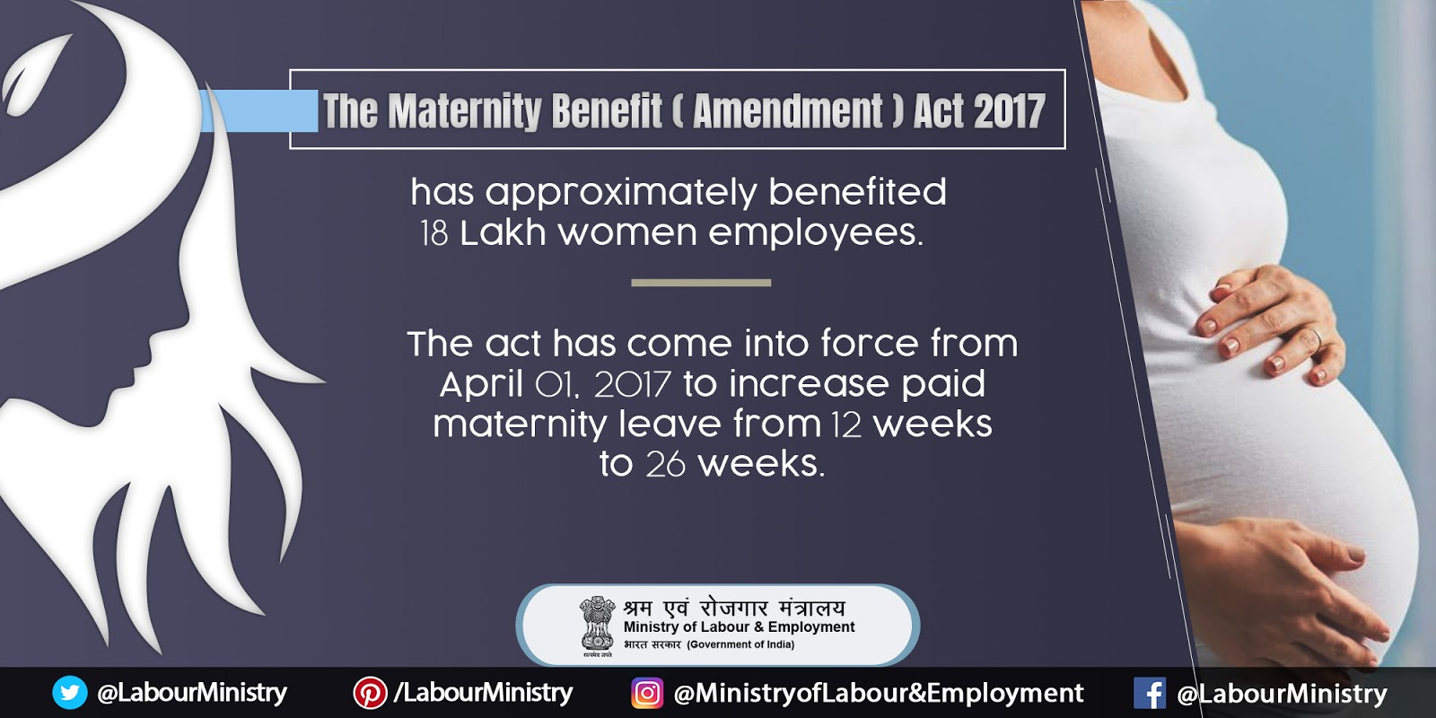 the maternity leave benefits What are the benefits of paternity leave  for years the priority for women's' rights campaigners has been to increase the provision of maternity leave these days, more governments are.