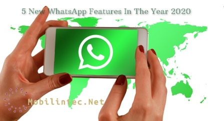 5 new WhatsApp features in the year 2020