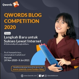 Qwords Lomba Blog