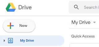 cara menggunakan google drive untuk menyimpan foto
