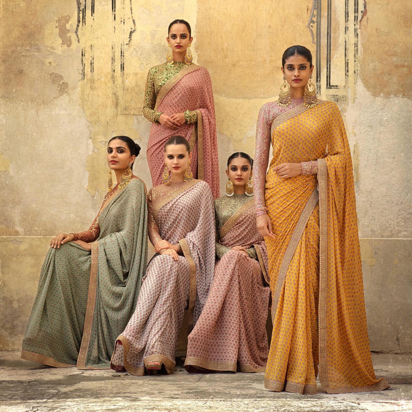 Sabyasachi Mukherjee Summer Collection 2020 for Girls – The Sabya ...