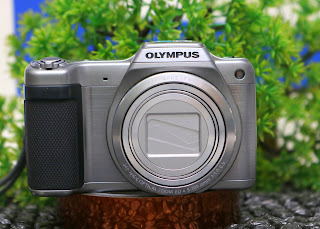 Kamera digital Olympus Stylus SZ-15 Second