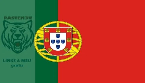 português m3u iptv lista canais