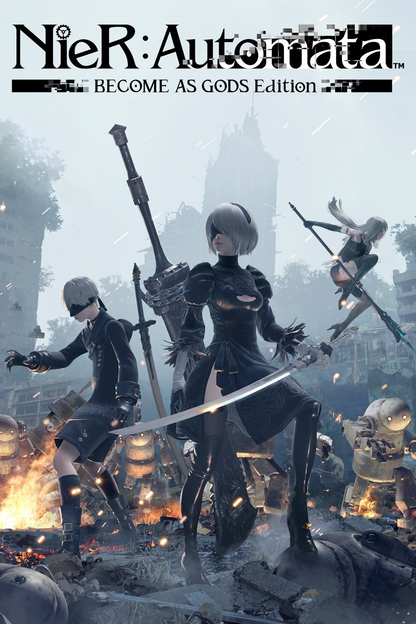 NieR Automata Torrent (PC)