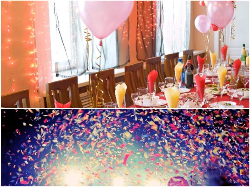 Surprise Birthday Party Ideas