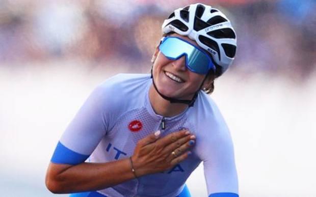 Tokyo 2020: medaglia di bronzo per  Elisa Longo Borghini nel ciclismo