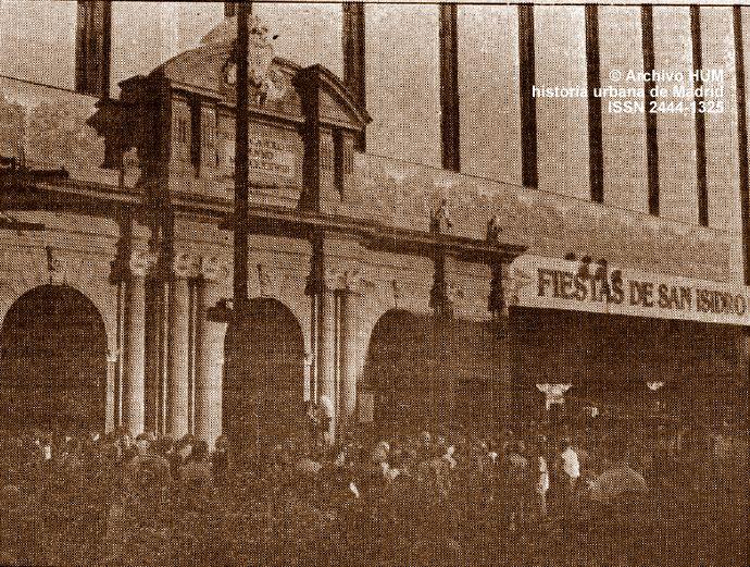 Historia urbana de madrid san isidro 1982 la puerta de for Corte ingles preciados