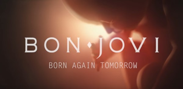 "BON JOVI: Πρεμιέρα για το video του ""Born Again Tomorrow"""