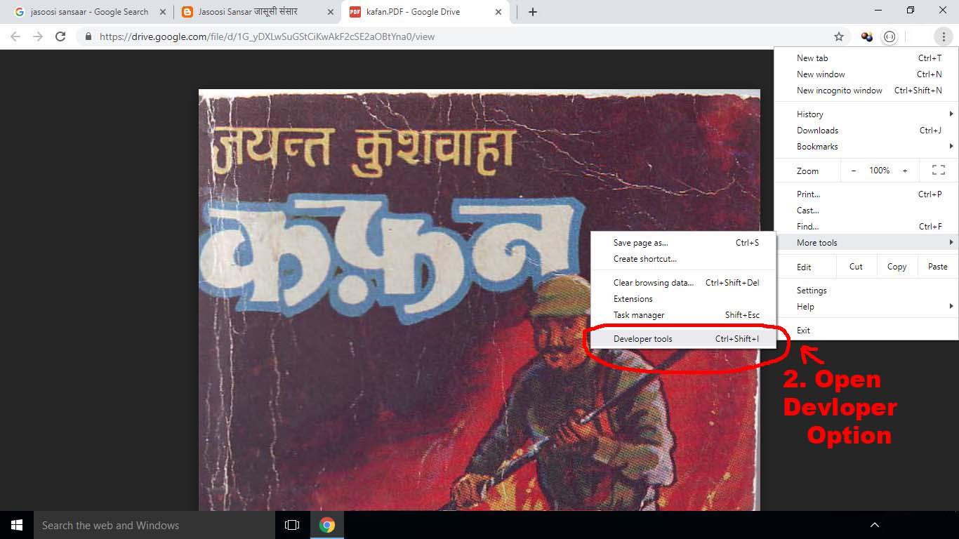 All Indian Hindi Comics Online