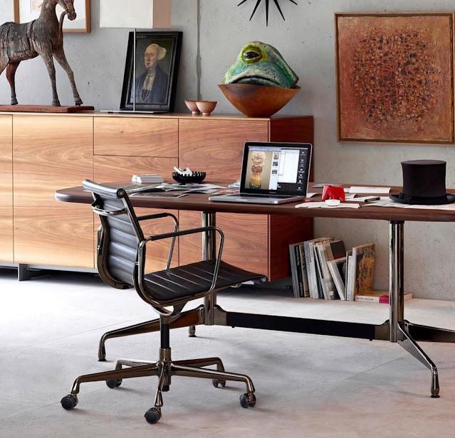 Aprovecha el momento de diseñar tu oficina en casa 6