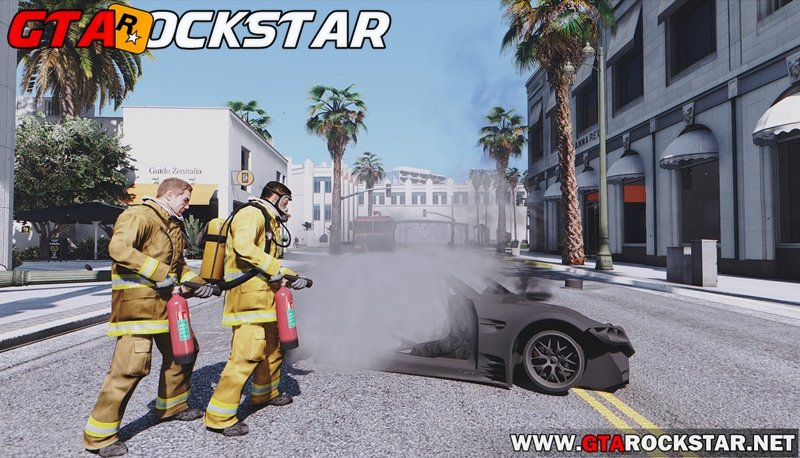 NVIDIA ENB Graphics Mod v1.0 para GTA V PC