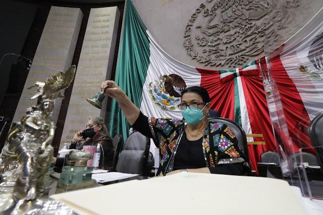 El diputado Alfonso Ramírez Cuéllar coordinará el Grupo de Trabajo para la Transición Hacendaria