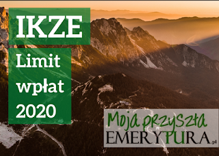 Limit IKZE2020