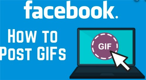 How To Post An Animated Gif On Facebook