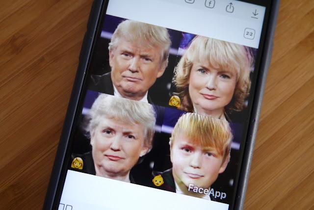 Editor foto AI FaceApp menjadi viral lagi di iOS, menimbulkan pertanyaan tentang akses galeri foto