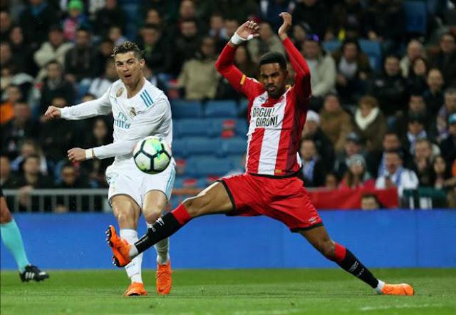 Tiêu điểm vòng 29 La Liga: Ronaldo là một, là duy nhất 1