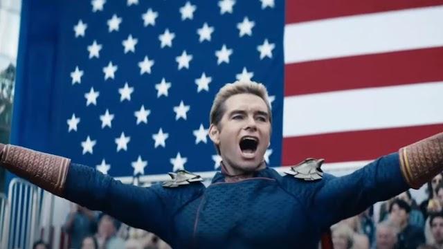 Terceira temporada de The Boys terá orgia entre super-heróis