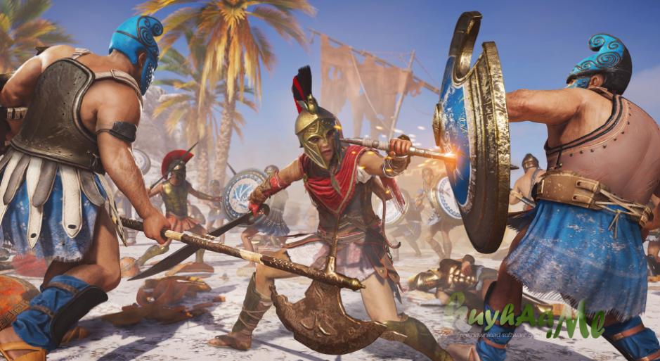 Assassin's Creed Odyssey Repack Full
