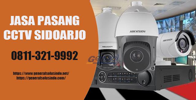No.1 Jasa Pemasangan CCTV Sidoarjo Cepat dan Garansi
