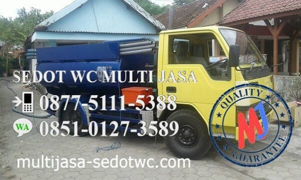 Harga Jasa Sedot WC Wonosalam Jombang Murah