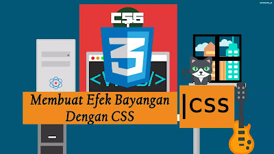 Efek Bayangan CSS